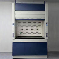 All-steel fume hood laboratory fume cupboards